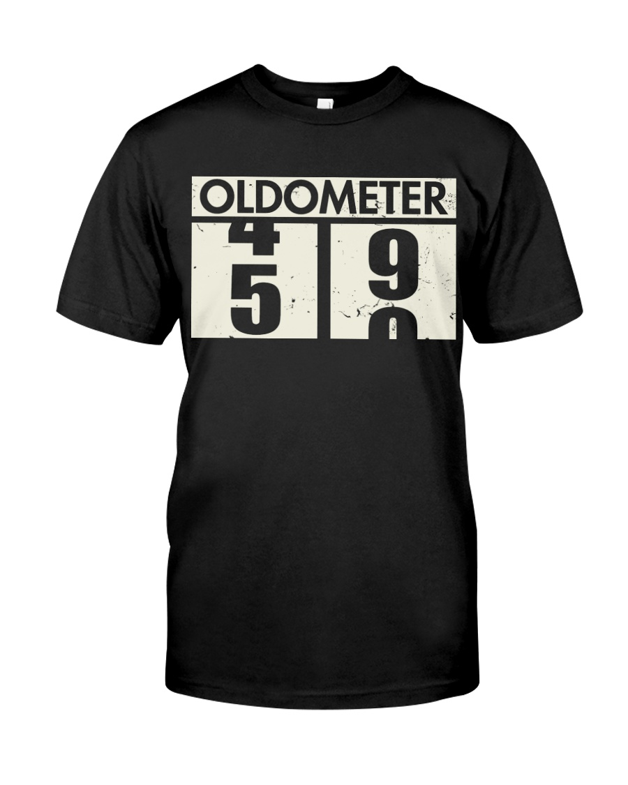 OLDOMETER Classic T-Shirt