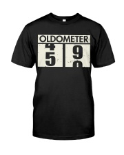 OLDOMETER Classic T-Shirt front