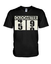 OLDOMETER V-Neck T-Shirt thumbnail