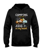 CAMPING IN MY VEINS Hooded Sweatshirt thumbnail