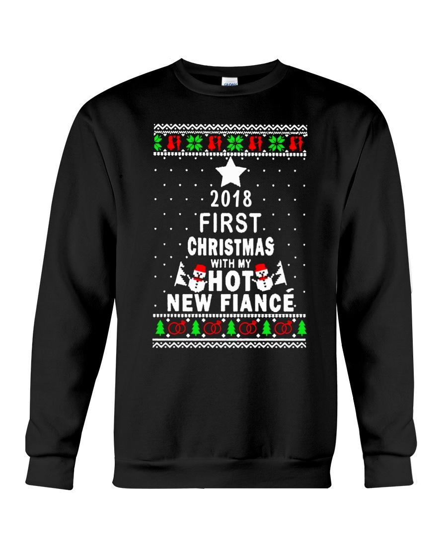 FIRST CHRISTMAS Crewneck Sweatshirt