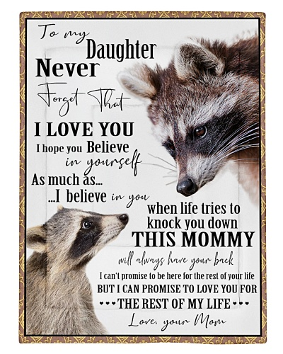 New blanket design for your daughter