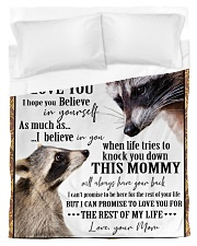 New blanket design for your daughter Duvet Cover - Twin thumbnail