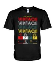 BIRTHDAY GIFT JULY 1979 V-Neck T-Shirt thumbnail