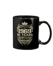 BIRTHDAY GIFT NOVEMBER 1969 Mug thumbnail