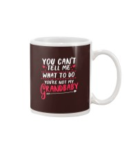 YOU'RE NOT MY GRANDBABY Mug thumbnail