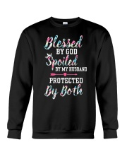 SPOILED BY MY HUSBAND Crewneck Sweatshirt thumbnail