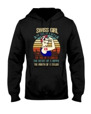 NICE DESIGN SWISS Hooded Sweatshirt thumbnail