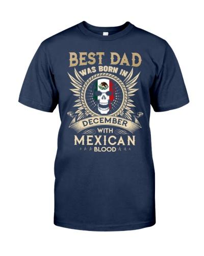 BEST DAD WAS BORN IN DECEMBER