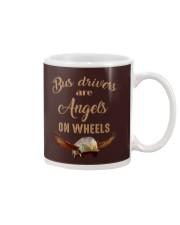 BUS DRIVERS ARE  ANGELS ON WHEELS Mug thumbnail