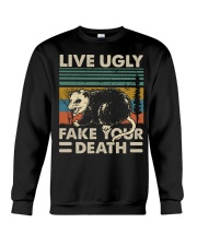 LIVE UGLY Crewneck Sweatshirt thumbnail