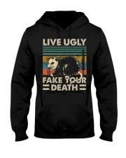 LIVE UGLY Hooded Sweatshirt thumbnail
