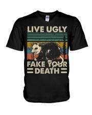 LIVE UGLY V-Neck T-Shirt thumbnail