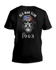 EST 1963 V-Neck T-Shirt thumbnail