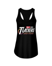 END YEAR FIRST GRADE  Ladies Flowy Tank thumbnail