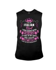 I'M AN ITALIAN GIRL Sleeveless Tee thumbnail