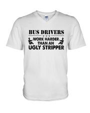 BUS DRIVERS EDITION V-Neck T-Shirt thumbnail