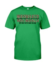 THE MIRACLE WORKER Classic T-Shirt tile