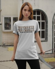 THE MIRACLE WORKER Classic T-Shirt apparel-classic-tshirt-lifestyle-19