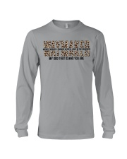 THE MIRACLE WORKER Long Sleeve Tee thumbnail
