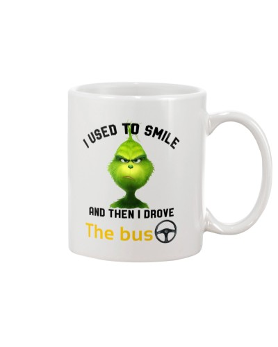 GRINCH WITH BUS