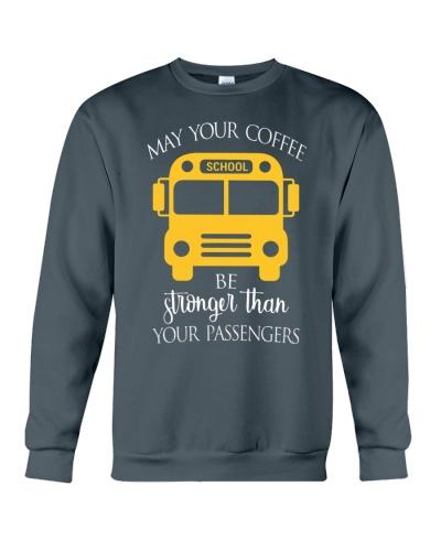 SCHOOL BUS DRIVER'S COFFEE