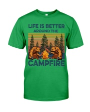 LIFE IS BETTER Classic T-Shirt tile