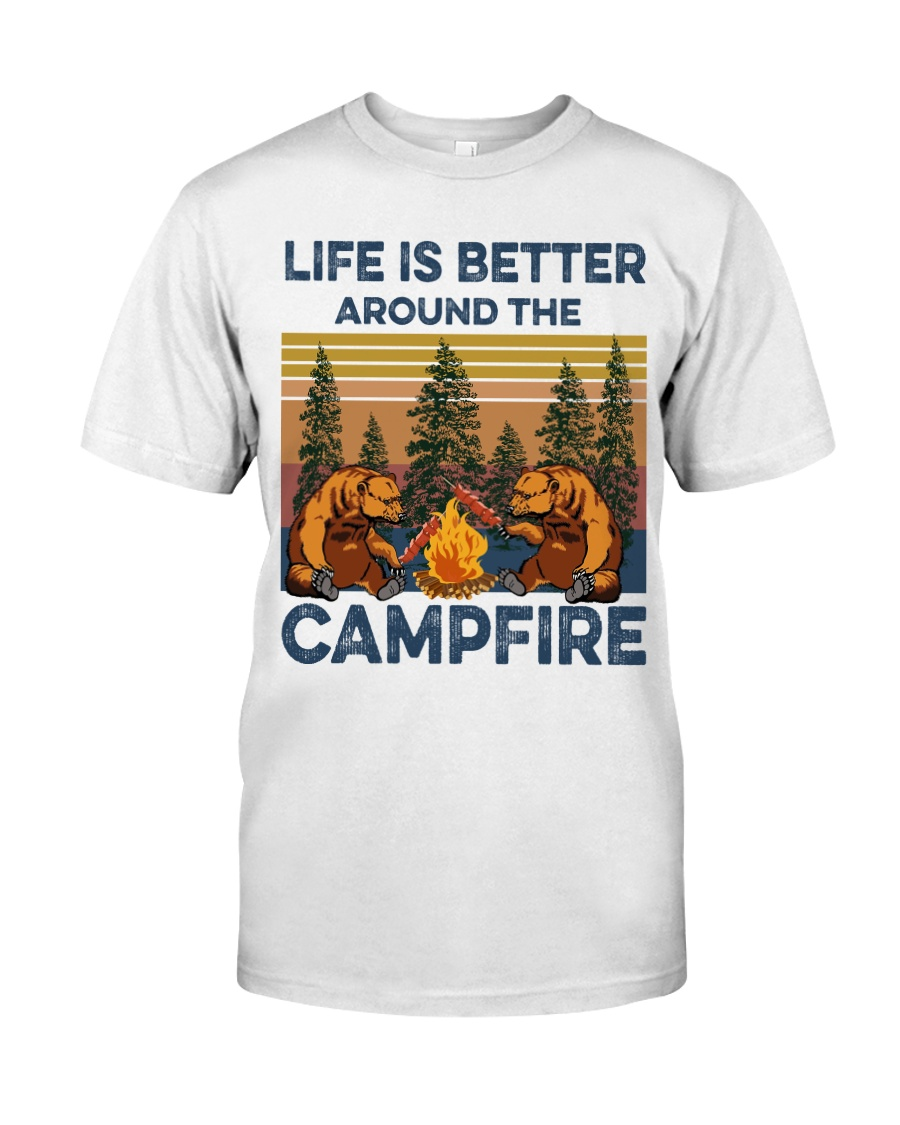 LIFE IS BETTER Classic T-Shirt
