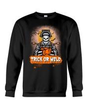 TRICK OR WELD Crewneck Sweatshirt thumbnail