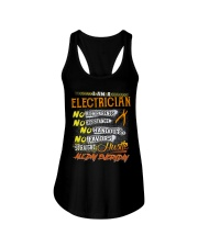 STRAIGHT ELECTRICIAN Ladies Flowy Tank thumbnail