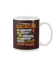 STRAIGHT ELECTRICIAN Mug thumbnail