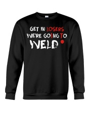 GET IN LOSERS Crewneck Sweatshirt tile