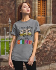 WHERE IS MY CAMPER Classic T-Shirt apparel-classic-tshirt-lifestyle-06