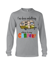 WHERE IS MY CAMPER Long Sleeve Tee thumbnail
