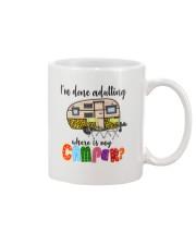 WHERE IS MY CAMPER Mug thumbnail
