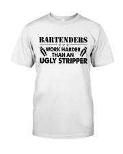 BARTENDERS EDITION Classic T-Shirt front