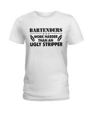 BARTENDERS EDITION Ladies T-Shirt thumbnail