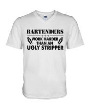 BARTENDERS EDITION V-Neck T-Shirt thumbnail