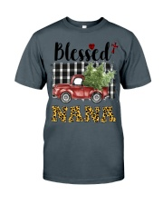 BLESSED NANA Classic T-Shirt tile