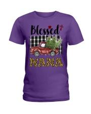 BLESSED NANA Ladies T-Shirt thumbnail