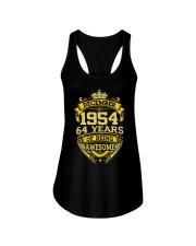 BIRTHDAY GIFT DEC 1954 Ladies Flowy Tank thumbnail