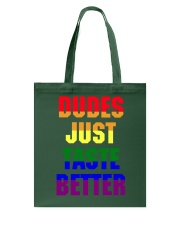 JUST TASTE BETTER Tote Bag thumbnail