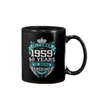 Birthday Gift October 1959 Mug thumbnail