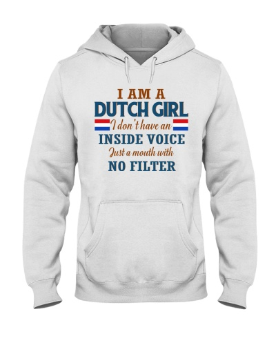 A DUTCH GIRL WITH NO INSIDE VOICE