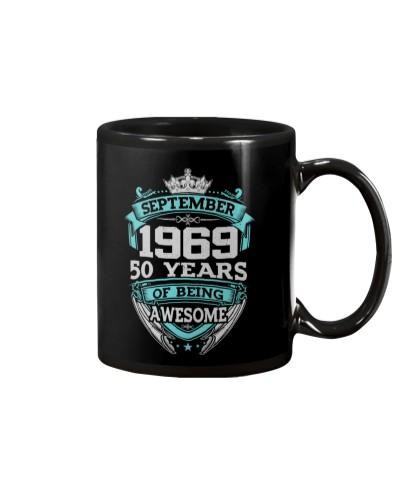 Birthday Gift September1969