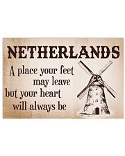 NETHERLANDS 24x16 Poster front