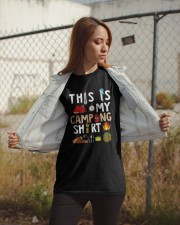MY CAMPING SHIRT Classic T-Shirt apparel-classic-tshirt-lifestyle-07