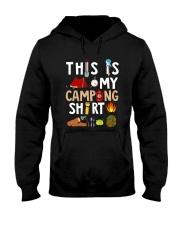MY CAMPING SHIRT Hooded Sweatshirt thumbnail