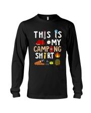 MY CAMPING SHIRT Long Sleeve Tee thumbnail
