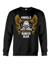 ANGELS WEAR BUNKER GEAR Crewneck Sweatshirt thumbnail